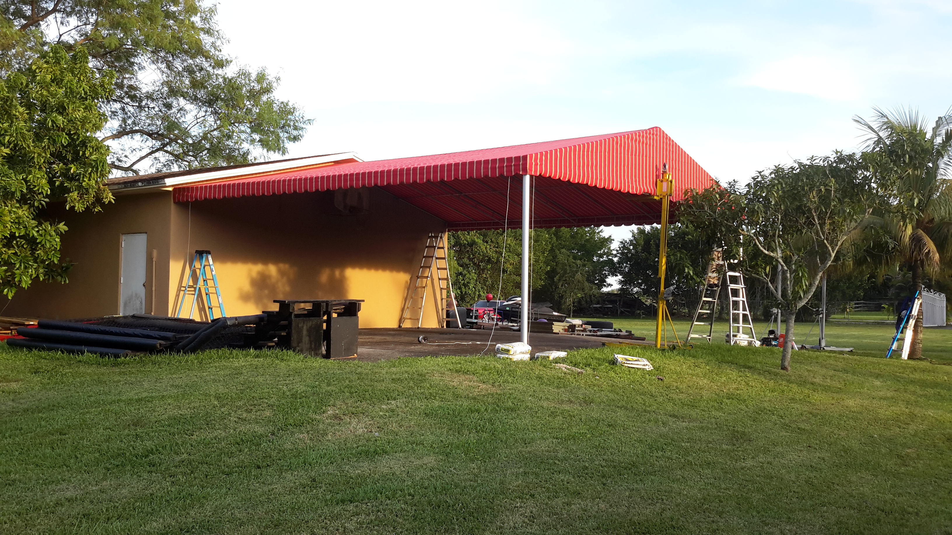 Awesome The Best Price And Quality In Carport And Awnings Of South Florida.