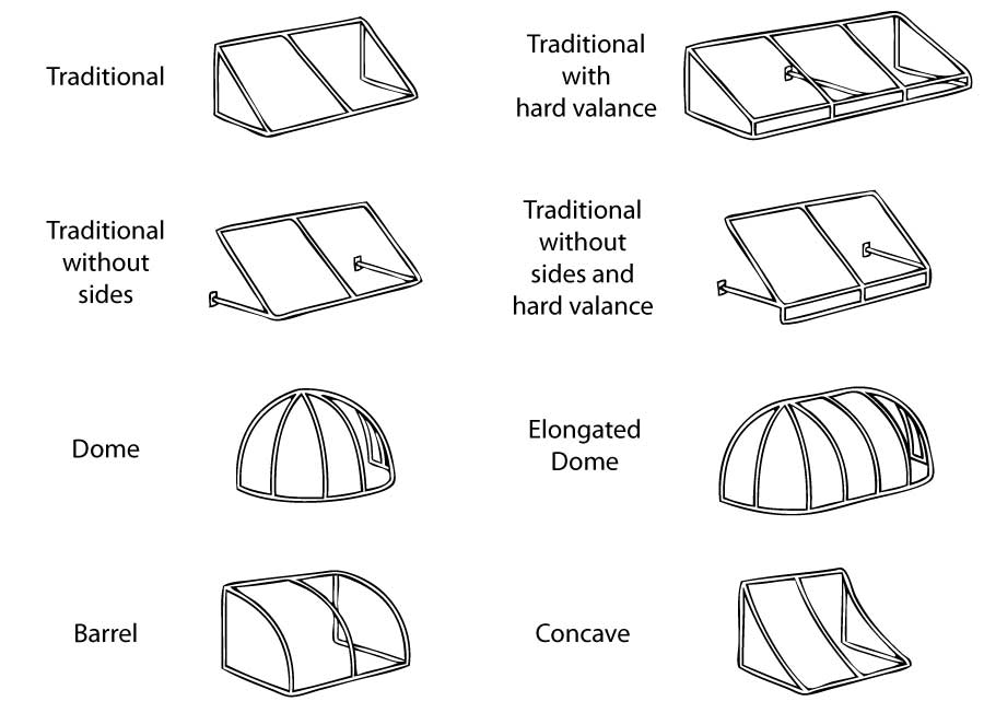 awning-styles